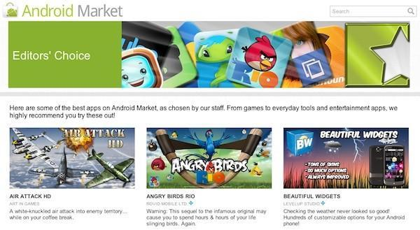 Google announces new ways to discover apps on Android Market, more tools for developers