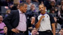 Referees gearing up for their return to NBA games, too