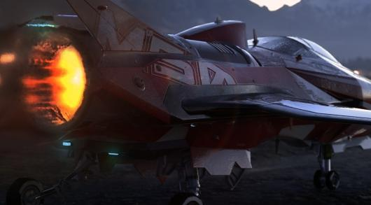 Star Citizen updates backers on the status of Arena Commander V0.9