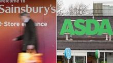 Sainsbury's-Asda merger referred for 'in-depth investigation'