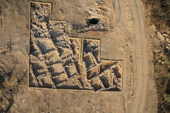 Ancient Rural Town Uncovered in Israel