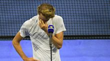 US Open runner-up Alexander Zverev pays tribute to parents, who tested positive for COVID-19