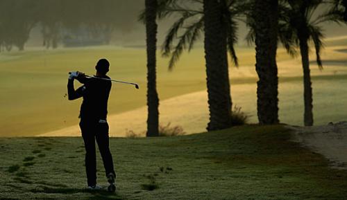 Golf: Ritthammer rückt in die Top 10 vor