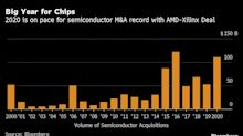 AMD's $35 Billion Deal Pushes 2020 Toward a Record for Chip M&A