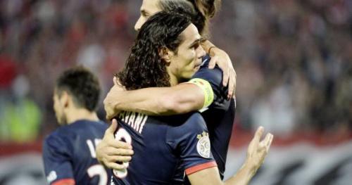 Foot - Débat EDS - Cavani a-t-il déjà fait oublier Zlatan ?