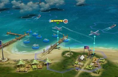Sid Meier's Ace Patrol: Pacific Skies lands on Steam, iOS next week