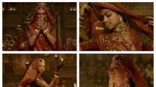 Padmavati song Ghoomar: Deepika Padukone nails the dance form to perfection