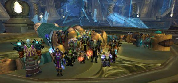 May Guild of the Month: Dragon Knights on Area 52