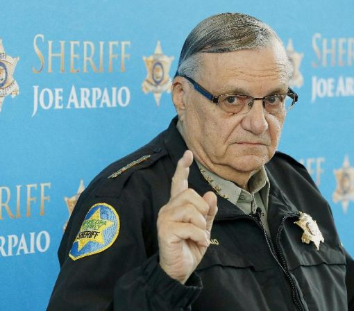 Phoenix sheriff faces primary after toughest campaign yet