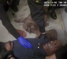 'If you can talk, you can breathe': Video shows police ignoring black prisoner's pleas before he dies from lack of oxygen