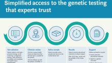 Invitae introduces new service to make it easier for consumers to receive the medical genetic testing that experts trust