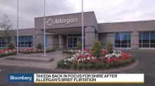 Allergan Will Not Make Offer for Shire