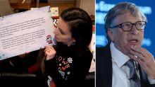 Woman stunned by true identity of her Secret Santa