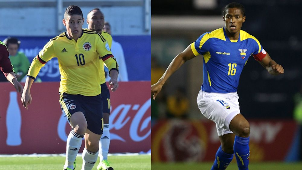 Duelo de cracks: Valencia vs James