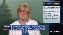We need regulation, but 'layering on' has 'really impeded our ability to loan,' bank CEO says