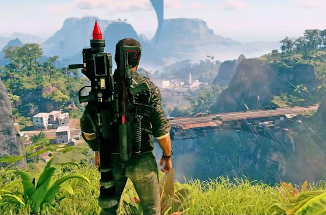 'Just Cause 4' trailer shows a protagonist gone rogue