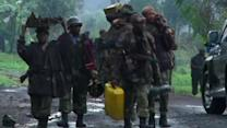 DRC sends more troops to frontline as they capture prisoners of war