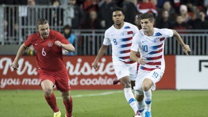 USMNT draws Canada, Martinique for Gold Cup