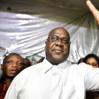 African leaders back Congo president-elect after contested poll
