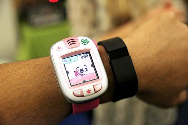 LeapFrog's latest gadget for kids is a Tamagotchi-Fitbit mashup