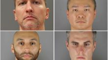 Judge to hear arguments in George Floyd case, four ex-officers in court
