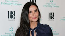 Demi Moore's daughter says she didn't recognize her mother during her marriage to Ashton Kutcher: 'Who is this person?'