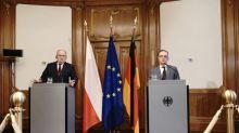 Maas drängt auf schnelle Einigung in EU-Streit um Rechtsstaatlichkeit