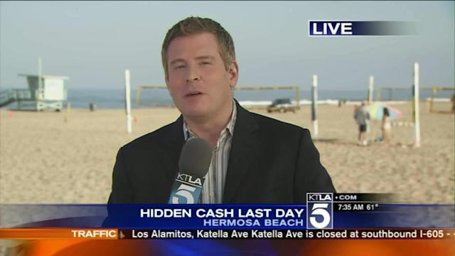 Last Day to Find `Hidden Cash` in Los Angeles
