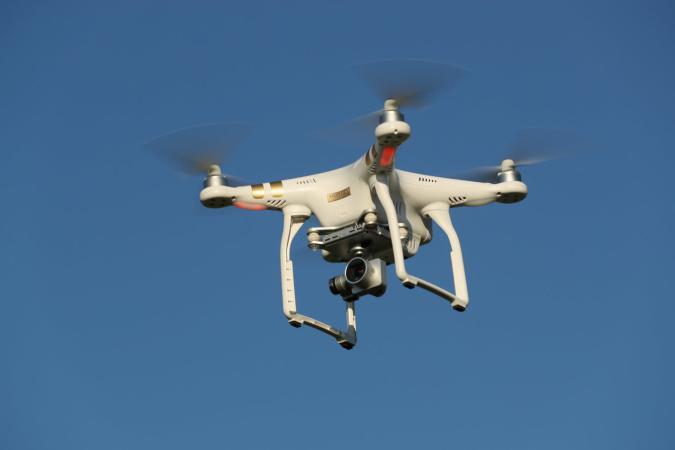 La Armada de los Estados Unidos ha dejado de usar drones de DJI