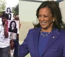 Kamala Harris' Ancestral Indian Village Celebrates Her Historic Inauguration