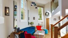 Yes sir! A converted school house full of hidden delights