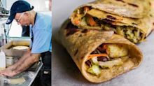 【大角咀美食】抵食印度素菜館!$20印度煎餅?店主:捱唔到就可能唔做