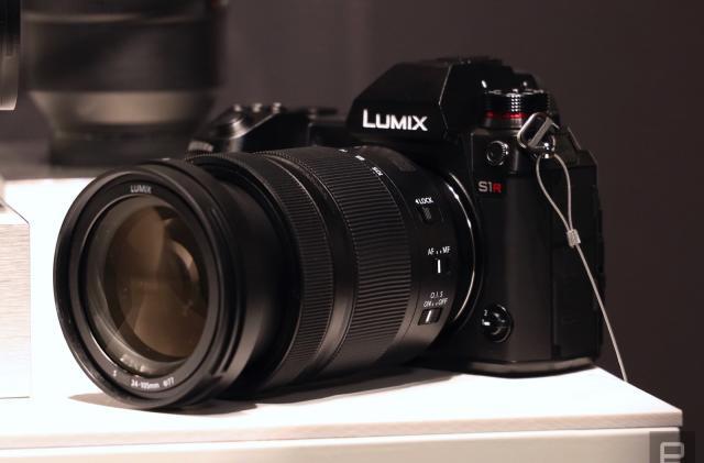 Panasonic announces two full-frame L-Mount mirrorless cameras