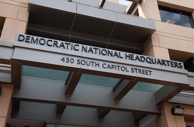 DNC claims Russians launched more phishing attacks after midterms