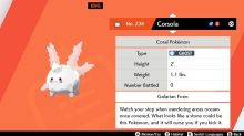 Climate Change Is So Real There's A New Pokémon Based On Dead Coral