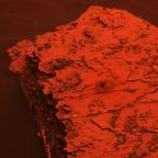 Colossal dust storm on Mars is turning everything blood red, and it's incredibly freaky