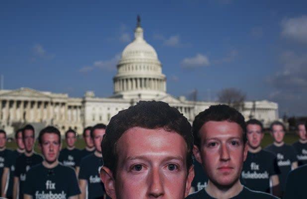 First Republican Senator Calls for Breakup of 'Dangerous' Facebook: 'End It'