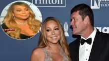 WATCH: Mariah's awkward response when quizzed about ex-James Packer