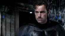 "Ben Affleck says he won't make a ""mediocre"" Batman movie"