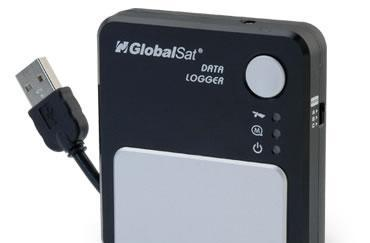 GlobalSat launches Google-friendly GPS data logger