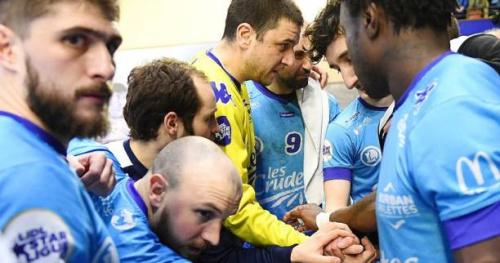 Hand - D1 (H) - Saran lourdement battu par Montpellier en clôture de la 18e journée de D1