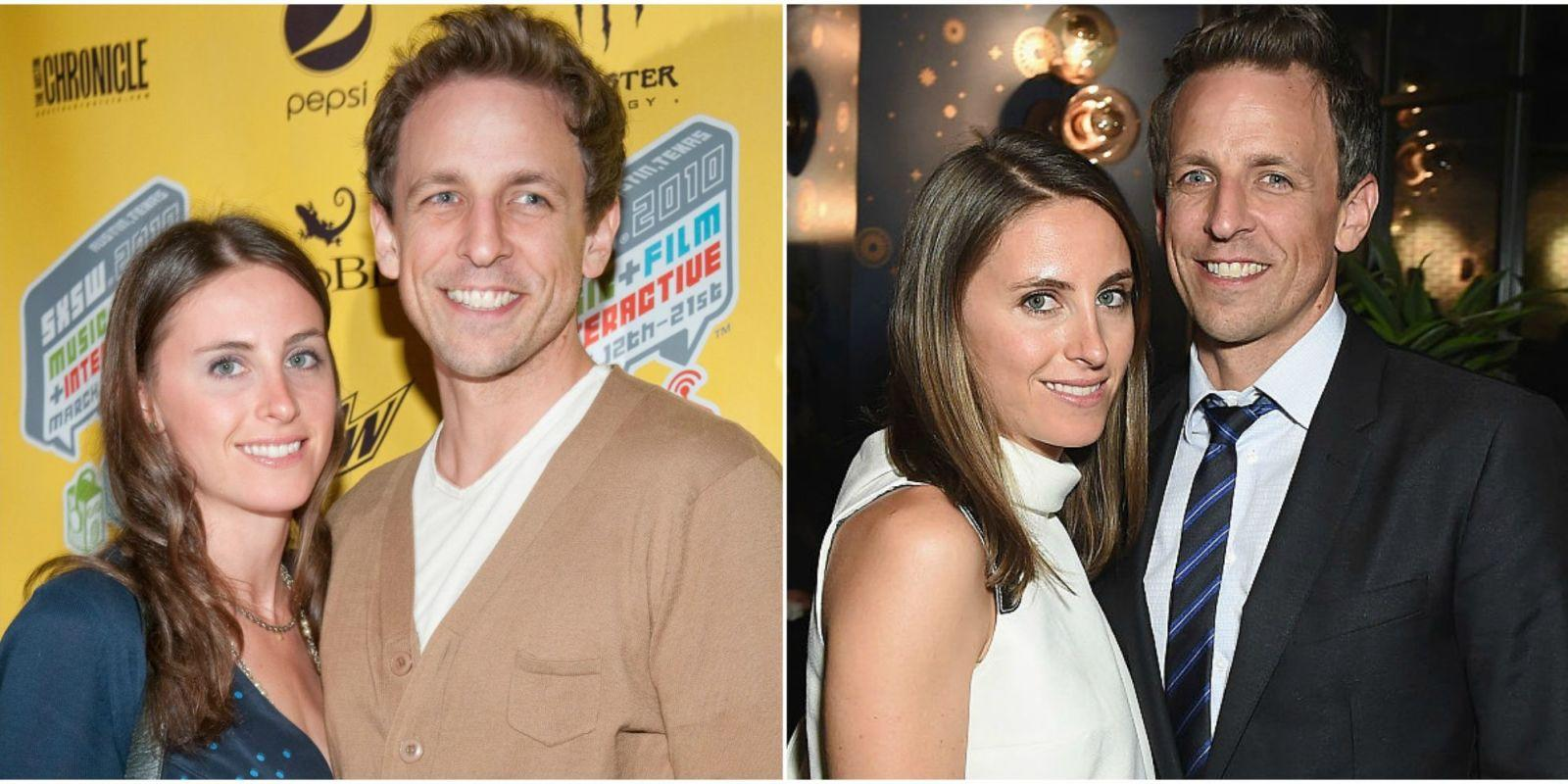 Seth Meyers and His Wife Alexi Ashe Are What Relationship ...