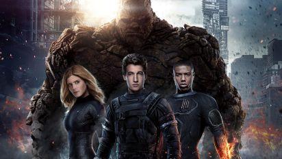 Tim Miller's original version of 'Deadpool 2' included the Fantastic Four