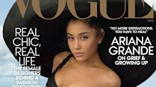 'When did she become black?': Ariana Grande is unrecognizable on the cover of Vogue