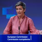 EU's Vestager says court rulings on Apple taxes, EU data transfer tool are a 'loss'