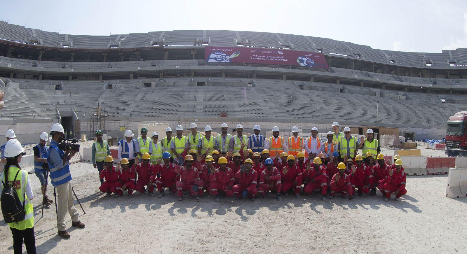 qatar fifa world cup The 22nd edition of the fifa world cup is scheduled to take place in qatar it will be the first time football's biggest tournament will be held in the middle east, and in an arab and a muslim .