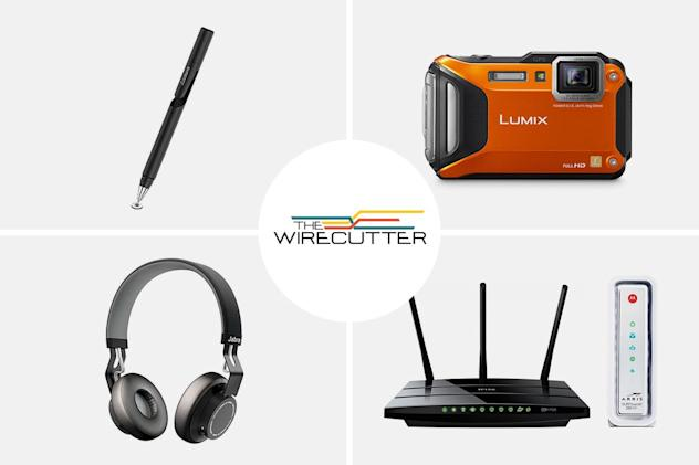 The Wirecutter's best deals: Panasonic's TS6 camera, and more!