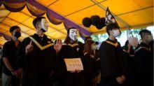 Des étudiants défient à Hong Kong la loi sur la sécurité nationale