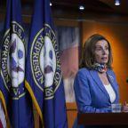 Firm Linked to Pelosi's Husband Got Virus Loan, U.S. Data Show