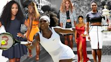 #SerenaSlam! 9 Times the Tennis Star Was More Fashionable Than You